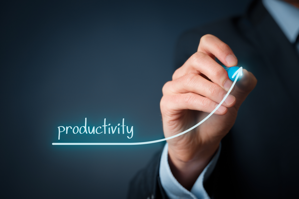 tips and hacks to be productive
