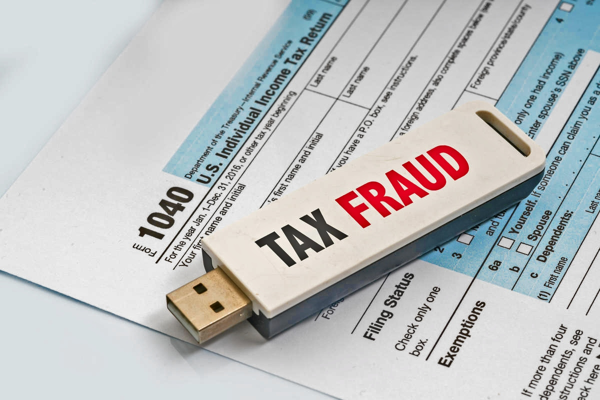 what is a tax fraud? what is tax negligence?