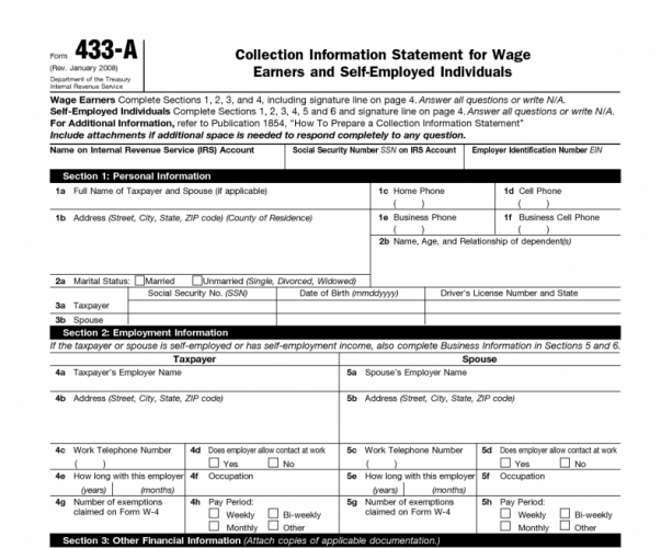How To File For Hardship With The Irs And Uncollectible Status Tax