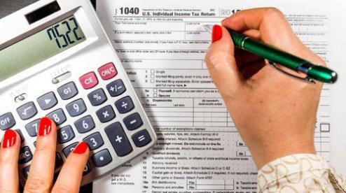 form 1040 tax return
