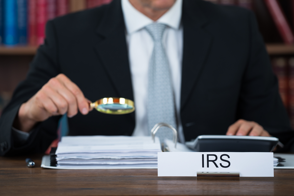 what is the irs tax audit process