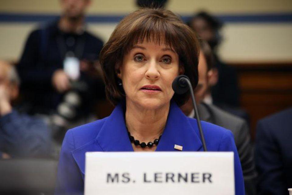Lois Lerner met the DOJ
