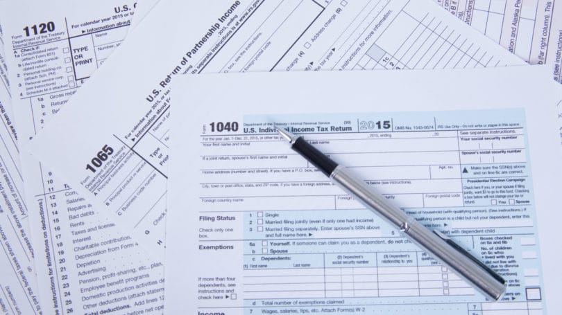Unfiled tax returns help san diego