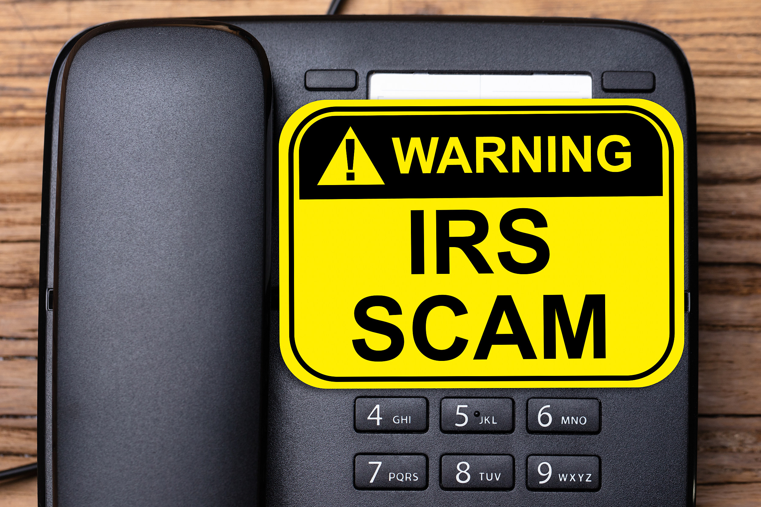 top IRS tax scam