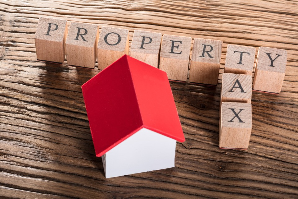 United states property tax